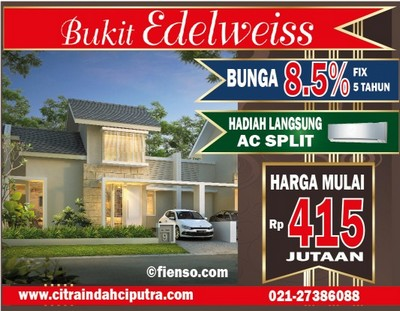 Promo April Edelweiss