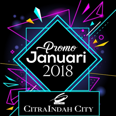 promo januari  citraindah city