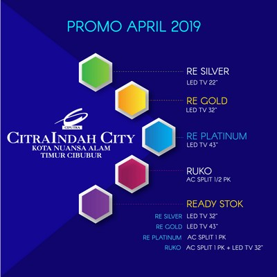 promo citra indah city