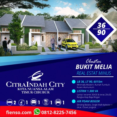 Melia 36/90 CitraIndah City